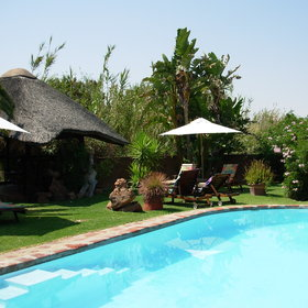 A few of Namibia's most popular lodges are in the Central Highlands.