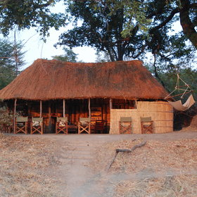 Mwaleshi is the only camp Expert Africa features in North Luangwa.