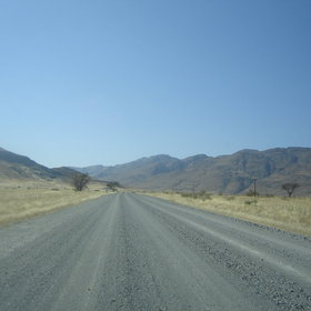 Southern Namibia - often missed in the rush to get somewhere.