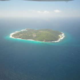 Fregate is the most easterly of the Seychelles granitic Inner Islands, 35 miles from Mahe.