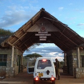 South of Tsavo West National Park itself lies the Lumo Community Wildlife Sanctuary…