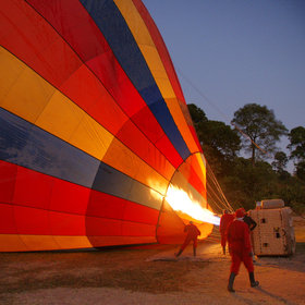 Although they're dubbed 'balloon safaris', it's worth bearing in mind that…