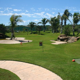 For those looking for something different, the nine-hole qolf course at Indigo Bay is fun.