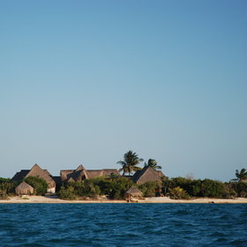 There are five stunning lodges on the islands and another great option on the mainland.