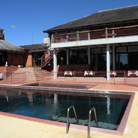 Chaminuka is a spacious and stylish lodge…