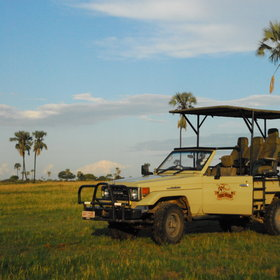 There are no water based activities in Hwange. 4WD game drives...