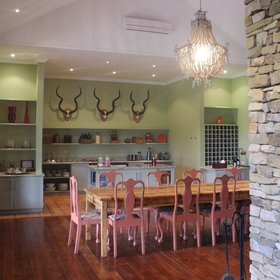 Melton Manor is a fully staffed private safari villa for up to eight guests…