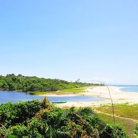 Ras Kutani is on Tanzania's east coast, a short flight or drive from Dar es Salaam.