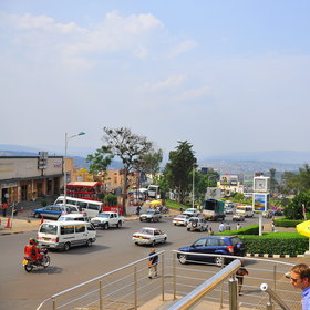 Kigali is Rwanda's capital, and located at the centre of the country ...