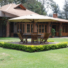 Arusha Coffee Lodge is just a ten minute drive from Arusha Airport.