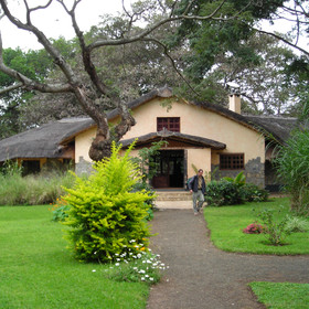 Close to Kilimanjaro Airport is the Rivertrees Country Inn…