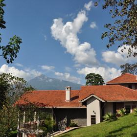 Onsea offers you probably one of the best views of the Mount Meru.