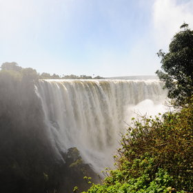Do not forget to visit Victoria Falls on your holidays.