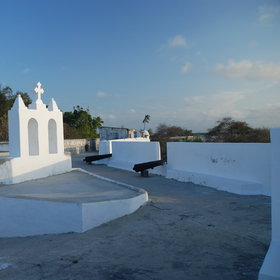 Mozambique's mainland has a fascinating history: this Ibo Island fort was built in 1792...