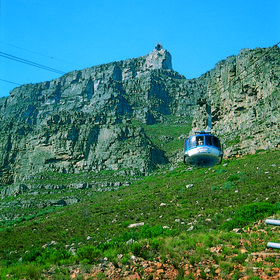 …trips up Table Mountain…