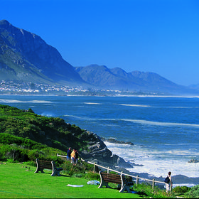 Visit Hermanus - in season, this is the top spot in Africa for whale watching.