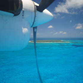 ...or hop over to one of the more remote private islands...