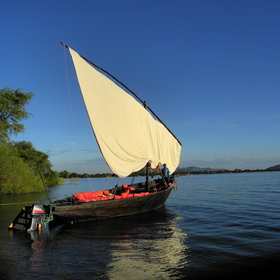 Malawi is dominated by its spectacular lake...