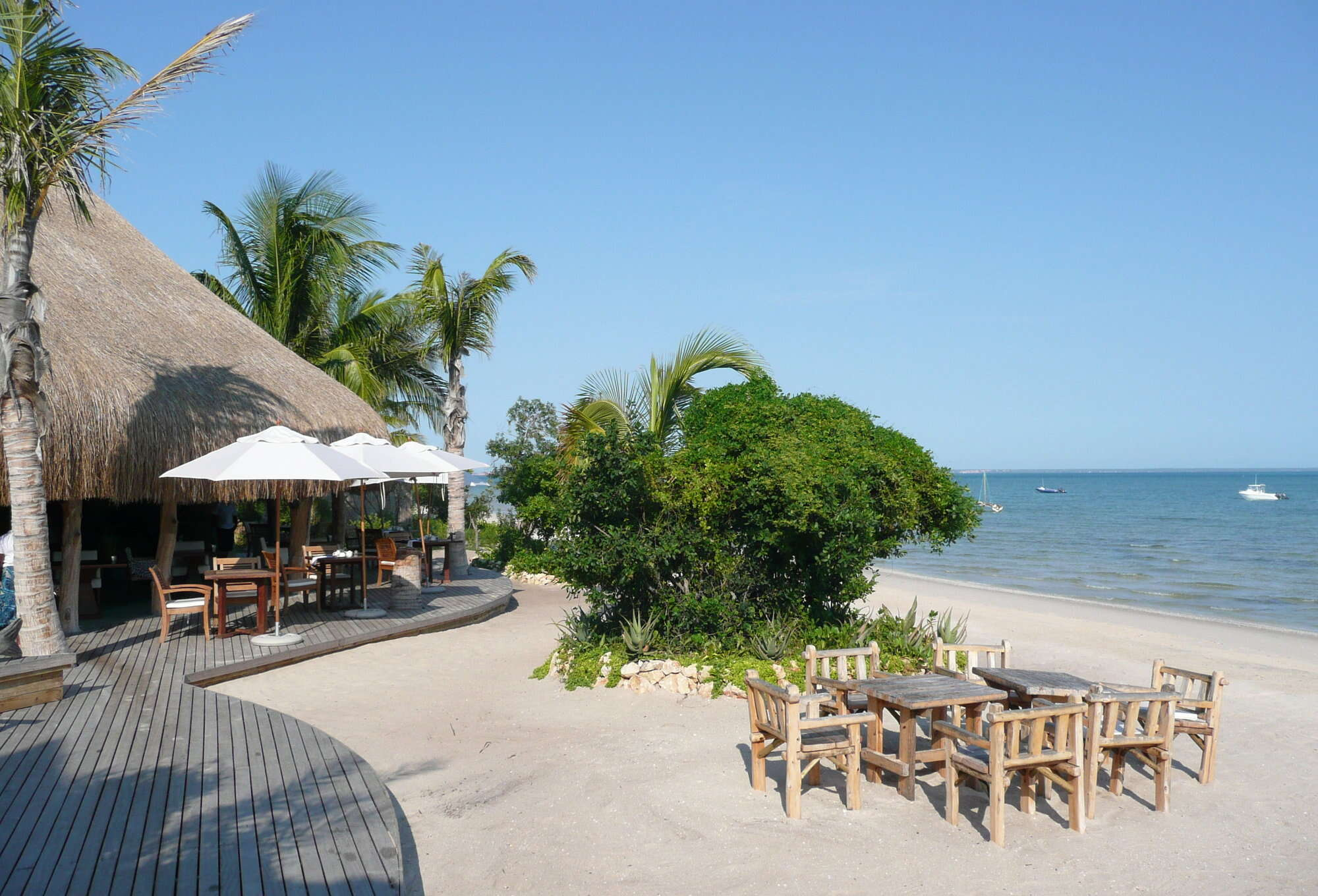Beach holiday to Azura Mozambique, on Benguerra Island, in the Bazaruto Archipelago of Mozambique