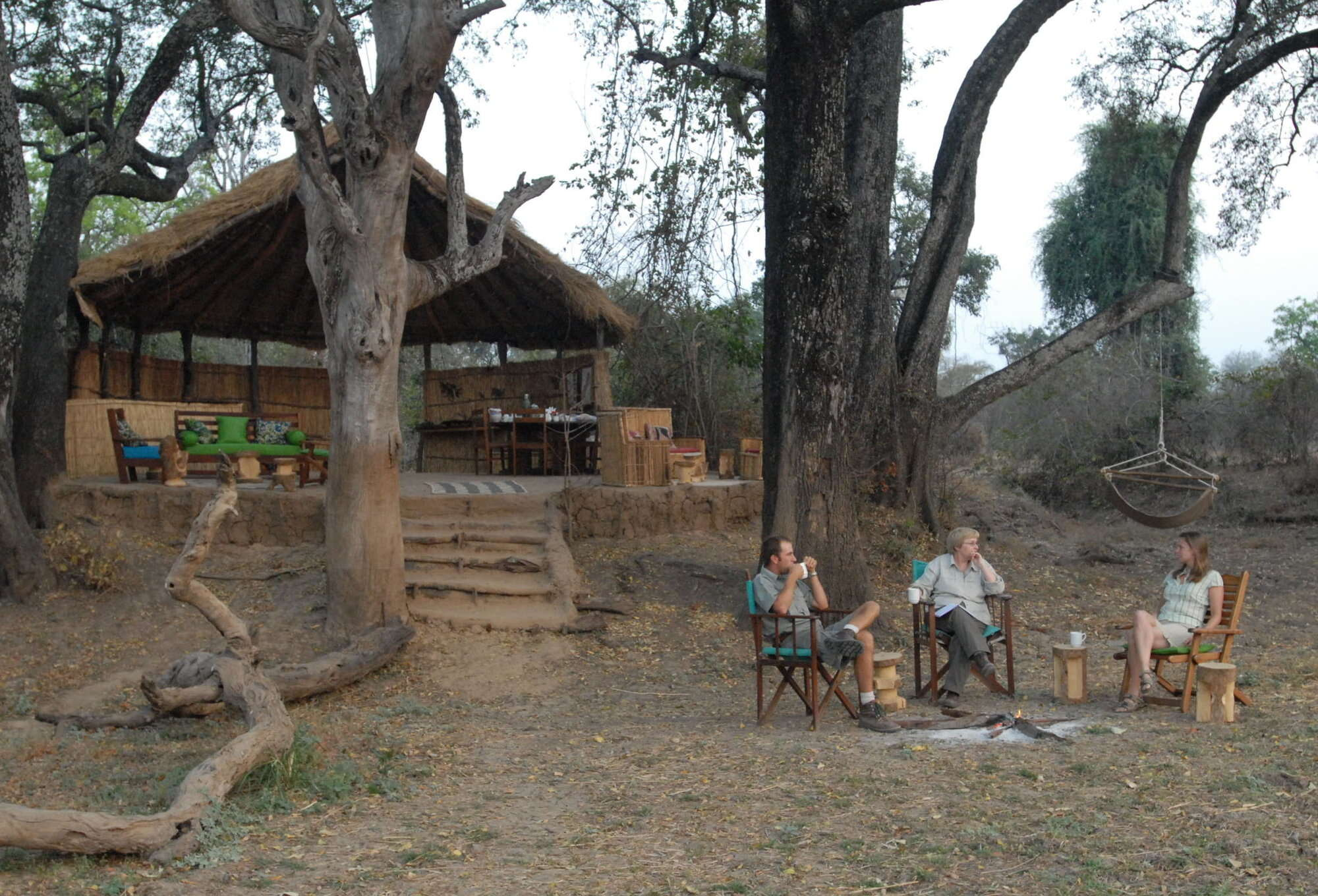 Zambia safari staying at Tafika, Chikoko, Crocodile Camps in South Luangwa National Park