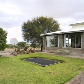 Quivertree Forest Restcamp offers eight self catering rooms and two houses...