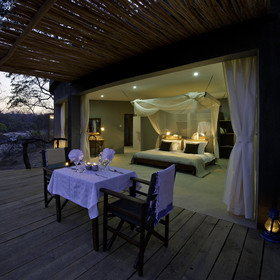 ..or perhaps to have a private dinner in the evening.