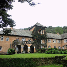 Shiwa Ng'andu is a unique manor house …