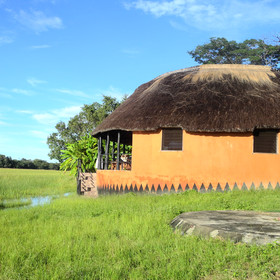Wasa Lodge, is a small lodge …