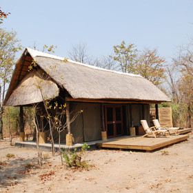 Zungulila is in the southern area of South Luangwa National Park.