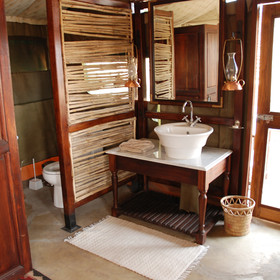 All have an en suite with indoor toilet …
