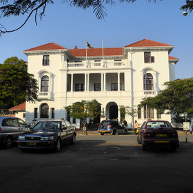 The Bulawayo Club is located in the city's centre.