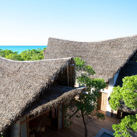The Private Villa's each have 4 double en-suite bedrooms and one children's wing.