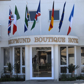 Hotel Zum Kaiser is located in the centre of Swakopmund.