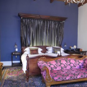 All rooms are furnished in a comfortable modern Cape style...