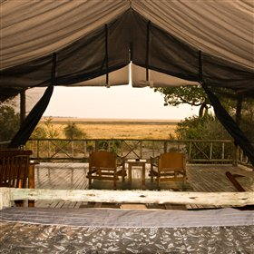 Katavi Wilderness Camp is situated on the Katasunga Plains of the Katavi National Park