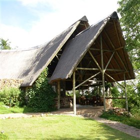 Muchenje Safari Lodge has beautiful views overlooking the Chobe river ...