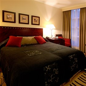 Ryalls Hotel offers 120 rooms, all of them en-suite with air conditioning ...