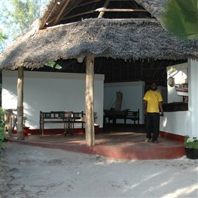 You will be welcomed by friendly Zanzibari staff on arrival.