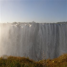 The awesome Victoria Falls is within easy reach of the hotel.