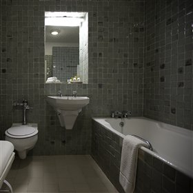 ...all with en-suite bathrooms...