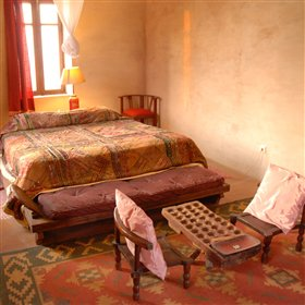 Each bedroom is very charming and thoughtfully designed.