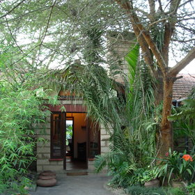 Macushla House is a delightful small guest house in a quiet residential area of Nairobi.