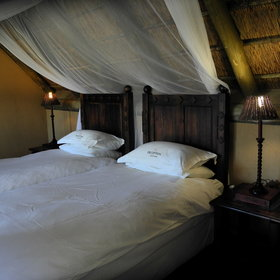 ...and all have very inviting, comfortable double beds.