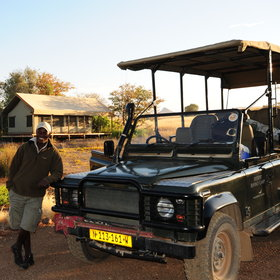 …or go on a 4WD safari with your guide…