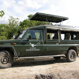 ...as well as 4WD safaris....