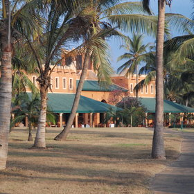 Pemba Beach Hotel in Mozambique is a pleasant, quiet hotel...