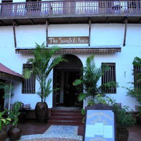 Formerly home to many Sultan families, Swahili House is set in the heart of Stone Town.
