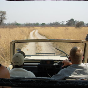 Activities at Susuwe IslandLodge focus on 4WD safaris,...