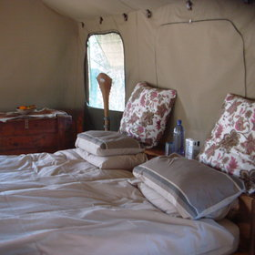...all comfortable equipped with twin beds.