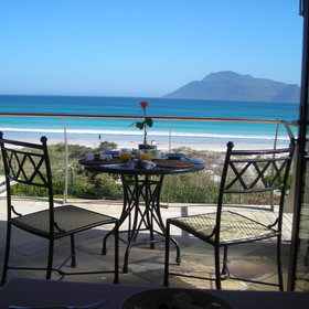 ...which can be enjoyed whilst enjoying the stunning sea views.